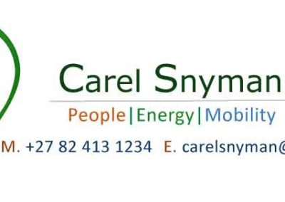 Carel Snyman – Email signature