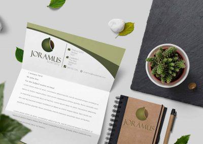 Letterhead-branding-example