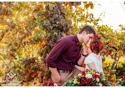 Maryke & Alexander – Styled Shoot at Bell Amour